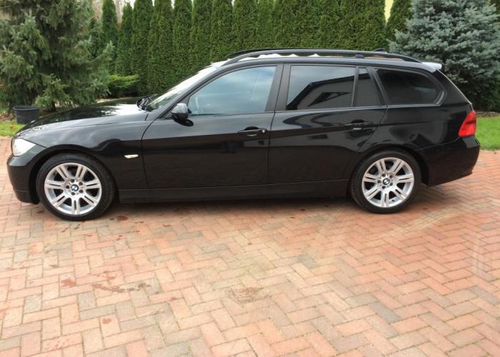 ����������� ���������� ����� �������� BMW E91 320d  - ����������� ���� ����� ��������