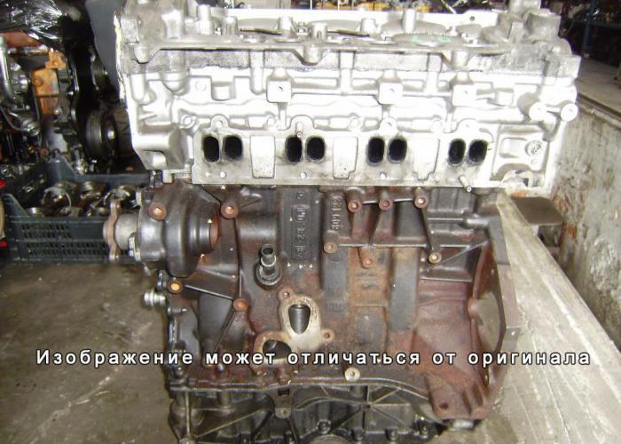 Выполняем работы по замене двигателя для автомобиля с маркировкой 186 A9.000  - Замена двигателя автомобиля