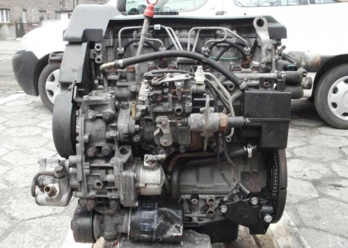 Ремонт двигателя Fiat Ducato 2.8 D - Ремонт двигателя автомобиля