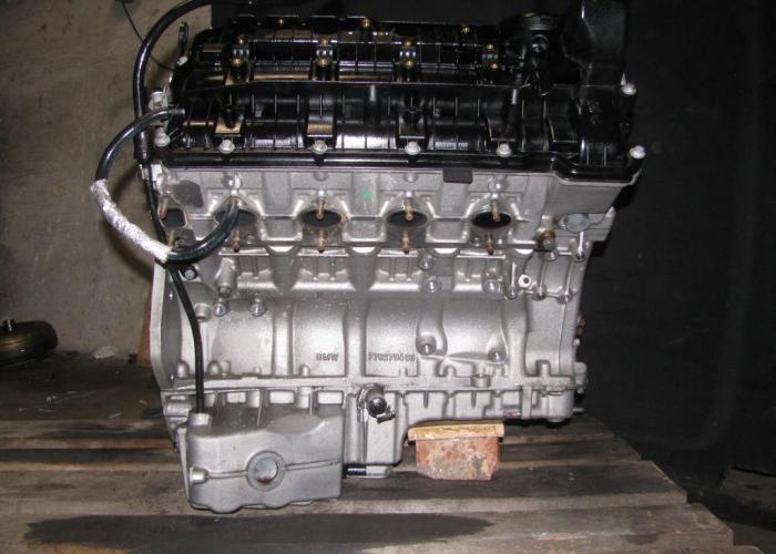 ������ ��������� BMW E65 4.5D M67N. ��������� �������� �� ��������. -